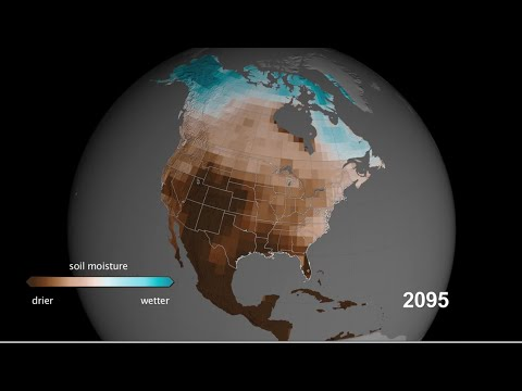 NASA Predicts 20-40 Year Megadroughts In US Because Of Man-Made Climate Change