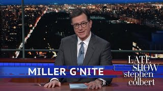 Stephen Miller Got Escorted Out Of CNN