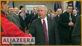 🇺🇸 US Attorney General Jeff Sessions resigns at Trump's request | Al Jazeera English