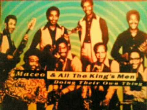 Maceo&All The King's Men - SHAKE IT BABY ( KEEP ON SHAKIN' IT )