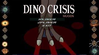 Dino Crisis Mugen Play Thru - Part 1