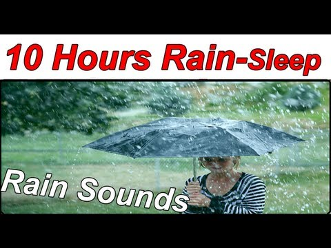 10 Hours - Of rain Sounds sleep Sounds video