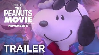 The Peanuts Movie | Official Trailer 2 [HD] | Fox Family Entertainment