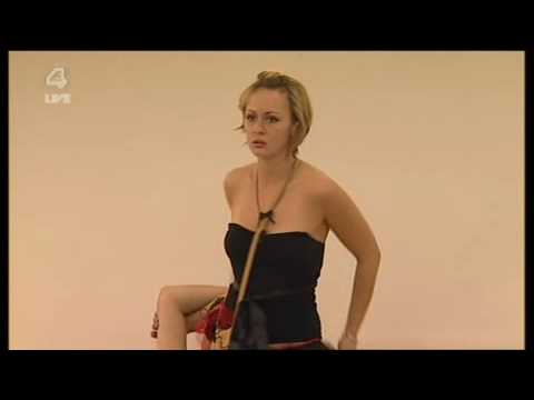 Chanelle BB8 Short Skirt Video