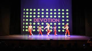 [DEVOTION - Presentación] Fantastic Kpop Show 20180714