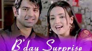 Arnav's B'DAY SURPRISE for Khushi in Iss Pyar Ko Kya Naam Doon 16th July 2012