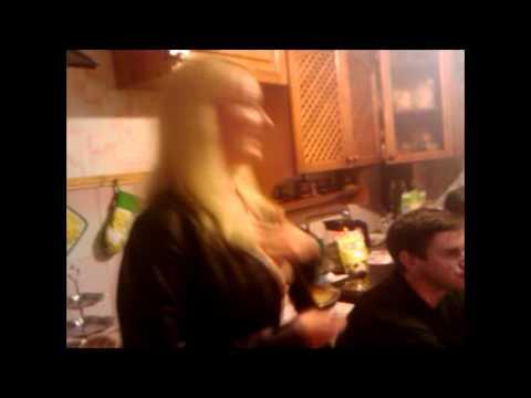 Sex Party Irina's Birthday In Russia! To Enjoy Oneself!!! video
