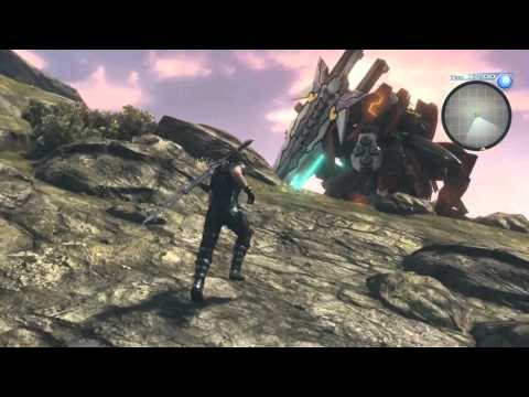Wii U Monolith Soft game HD X Trailer xenoblade 2 ? official trailer