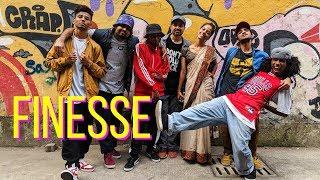 Download Lagu Bruno Mars - Finesse (Remix) [Feat. Cardi B] - KHP INDIA Gratis STAFABAND