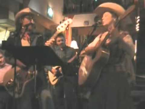 THE RAINDANCE KID&MISS DEVON - Cowgirl's/Cowboy's Sweetheart (Live)