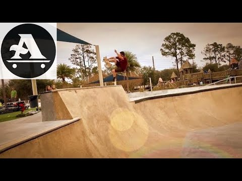 All I Need Skate team: New Jacksonville Florida skatepark