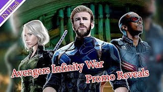 Avengers Infinity War Promo Reveals Nomad, The Falcon & Black Widow AG Media News