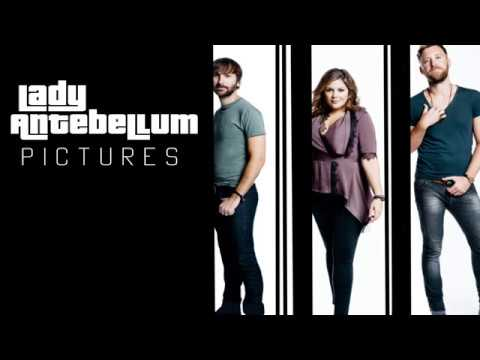 Lady Antebellum - Pictures (lyrics)
