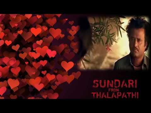 Sundari Love BGM | Thalapathi movie | Love BGM | Ilayaraja Music | Status Kalam