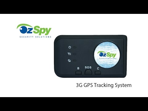 3G GPS Tracking System