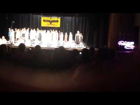 East Noble Middle School Show Choir 2014