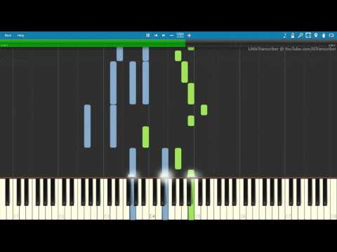 Ruth B - Lost Boy (Piano Cover) by LittleTranscriber