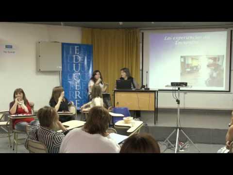 XVI JORNADAS EDUCERE- Experiencia docente innovadora en Escuela Primaria N° 17 - Mar del Plata