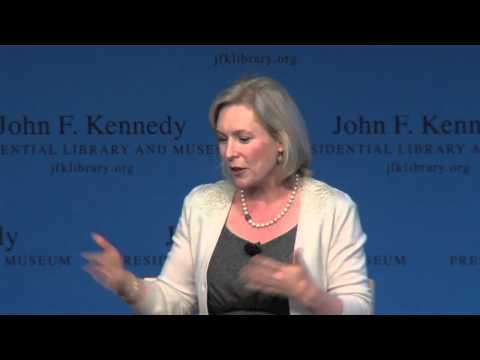 A Conversation with Senator Kirsten Gillibrand