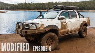 Modified Toyota Hilux SR5, Modified Episode 6 streaming