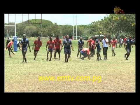 POMIS beat Salvo in NCD Schools Rugby Union .mov