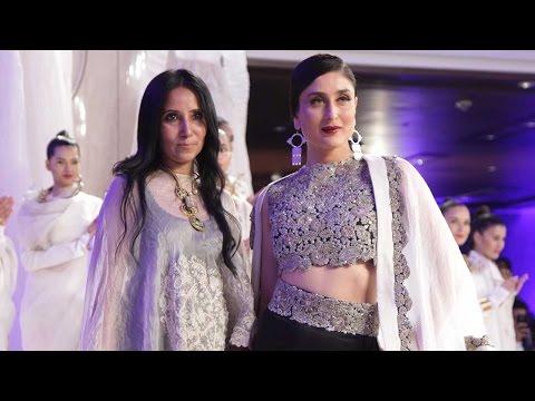 Lakme Fashion Week 2015: Kareena Kapoor Khan's Grand Finale