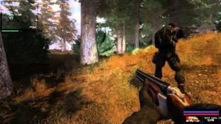 Прохождение игры сталкер возвращение шрама видео от хьюго