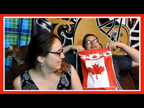 Americans Try Canadian Food