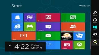 Windows 8 Preview 2012 Tricks & Tutorial