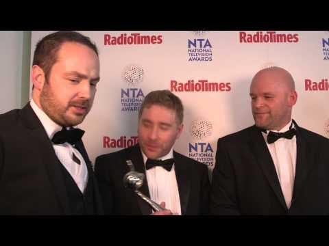 National Television Awards 2014: Radio Times meets Educating Yorkshire