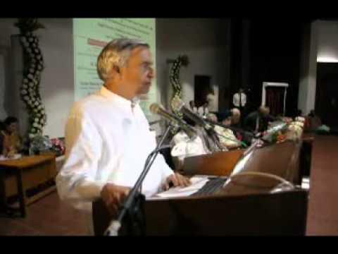 Mr Pawan Kumar Bansal at Punjab University Part 1