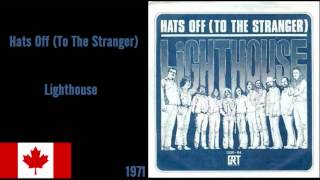 Watch Lighthouse Hats Off to The Stranger video