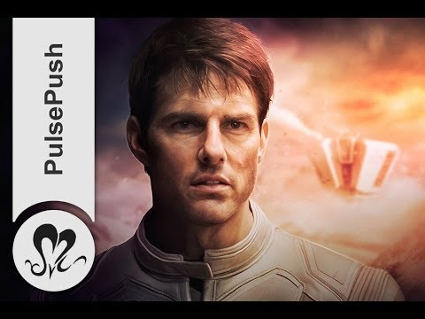 Official Speed Painting - Oblivion | Tom Cruise