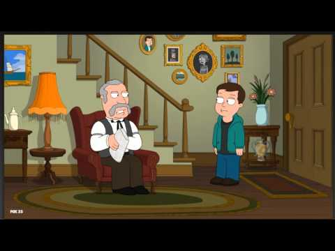 Mumford and Sons - Family Guy Cutaway Gag