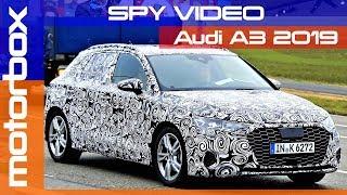 Nuova Audi A3 2019 Sportback | Come sarà la nuova generazione