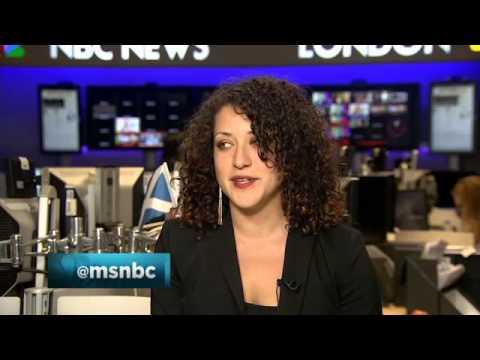 MSNBC Leigh Alexander & Eric Johnson Interview  #GamerGate