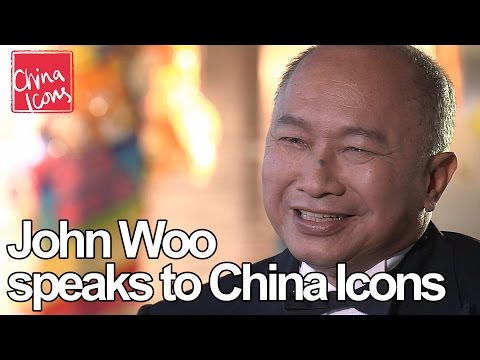 Director John Woo reveals his latest blockbuster - China Icons