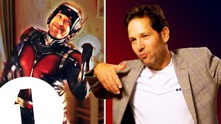 """This looks so stupid!"" Ant-Man's Paul Rudd on his Top 5 Dance Moments."