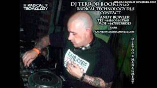DJ TERROR- NOVEMBER GABBER STUDIO MIX (Audio clip)