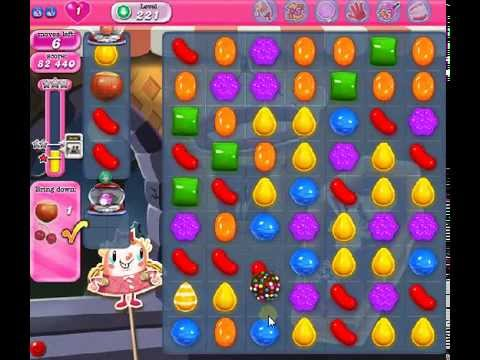 Candy Crush Saga Level 215 | How To Make & Do Everything!