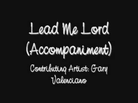 Lead Me Lord (accompaniment) video