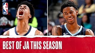 Ja Morant's Best Buckets & Assists Of His Rookie Campaign So Far
