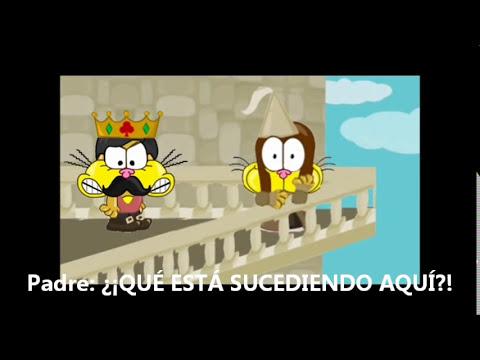 Romeo y Julieta | MundoGaturro | Mily159 - Historieta animada