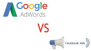 Shopify Advertising: Facebook Ads VS  Google AdWords