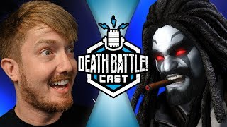 Why Ghost Rider VS Lobo? | DEATH BATTLE Cast #140