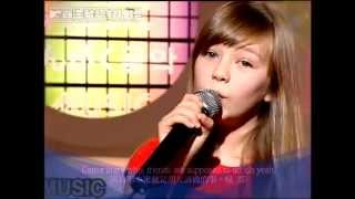 Connie Talbot - live Count On Me