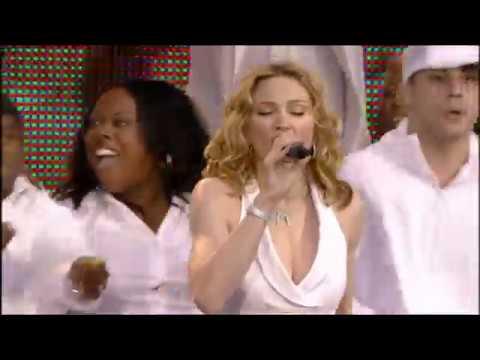 Madonna - Music - Live 8. Part 3/3