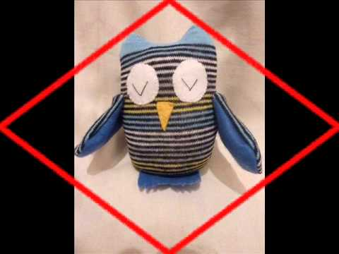 Sock Monkey and Friends promotional video.wmv