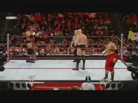 DX funny moment with Umaga and Snitsky