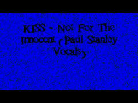 Kiss - Not For The Innocent